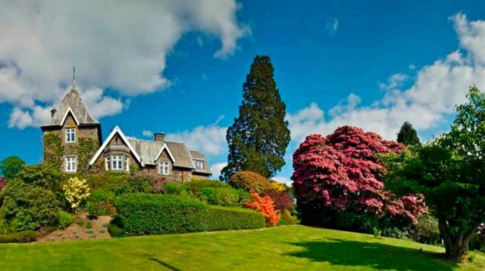 Spring Sunshine At Holbeck Ghyll, Windermere 11th-14th March 2011 – 27