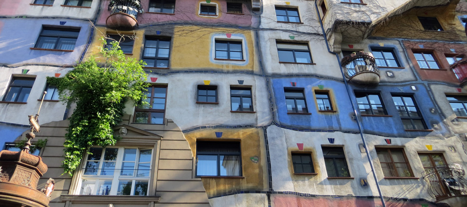 Hundertwasswer House